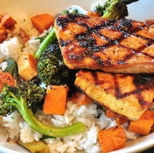Jerk Tofu! | Vegan Recipies to Try | Pinterest