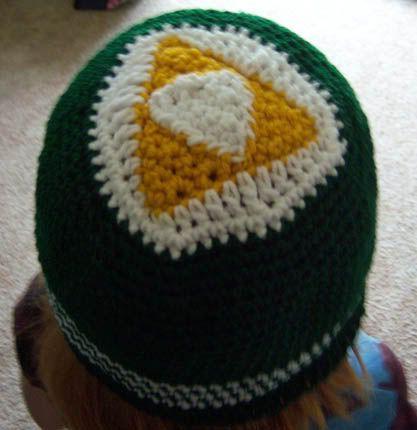 Crochet Zelda Hat