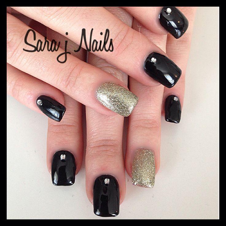 Gel Polish Overlay, acrylic nail design | Nails By Me | Pinterest