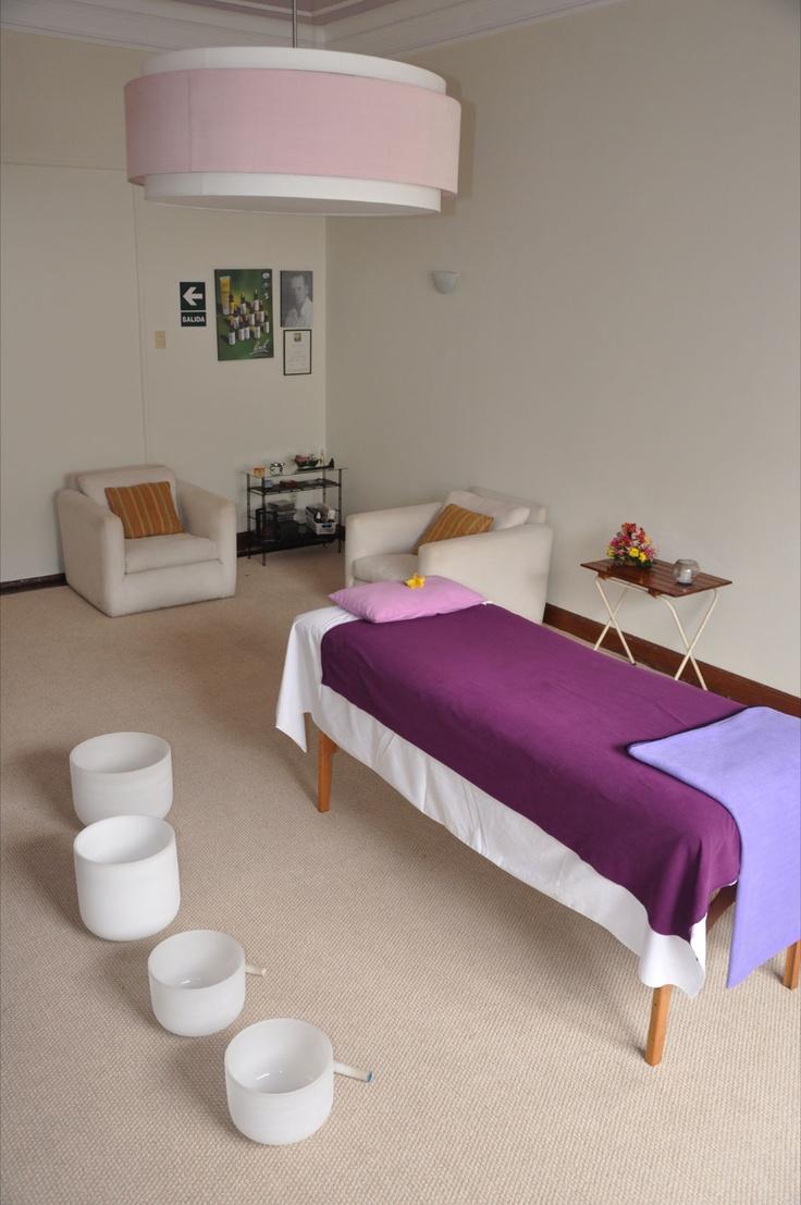 Violet decoraci n consultorios y salas de terapias - Decoracion zen salon ...