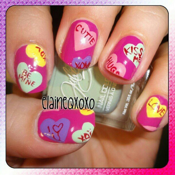 valentine hearts candy ingredients