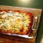 Healthier Eggplant Parmesan II | Recipes | Pinterest