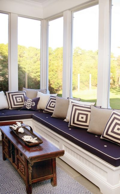 Beautiful Window Seat For The Home Pinterest