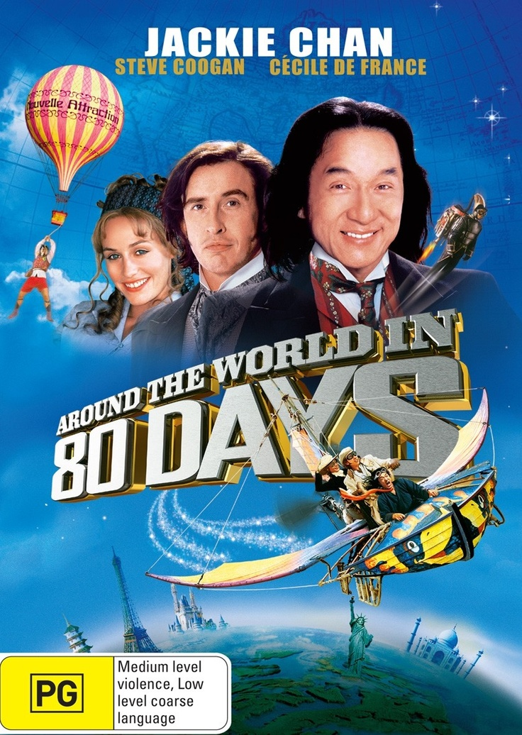 "Jackie Chan's ""Around the World in 80 Days"" widely-panned. Your reaction?"