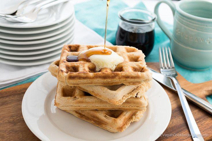 sourdough waffles | *COOKING | Pinterest