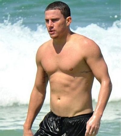 Channing Tatum Body Me... Channing Tatum Stats