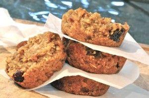 Gluten-Free Oat Breakfast Thingies | Gluten free Recipes | Pinterest