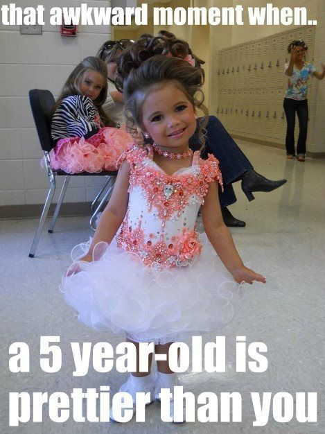 toddlers and tiaras lol