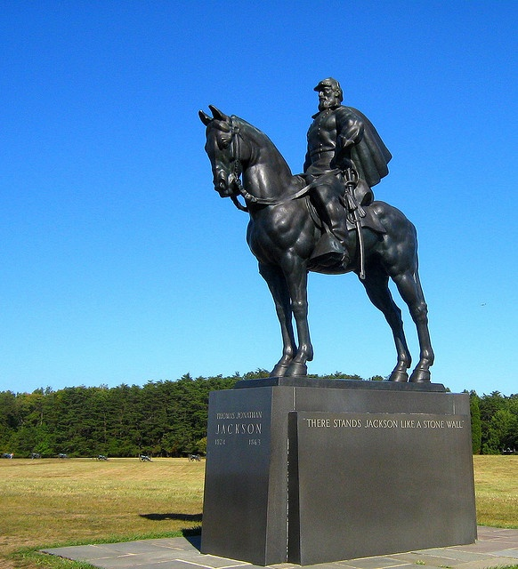 Image result for stonewall jackson monument manassas