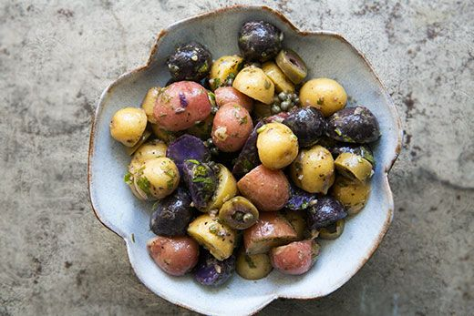 Provencal Potato Salad | Recipe
