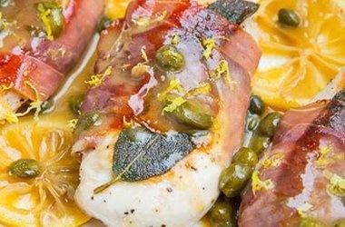 Skinny Chicken Saltimbocca — Punchfork | Food | Pinterest