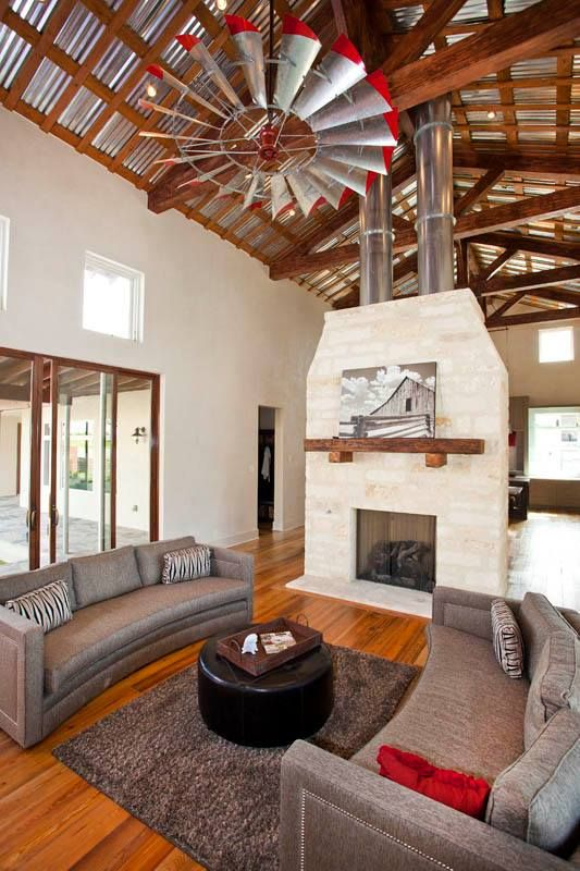 Lovin 39 That Windmill Ceiling Fan Ideas For Our New
