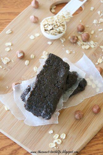 Chocolate Peanut Butter Hazelnut Larabars - The Sweet {Tooth} Life