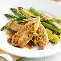 Balsamic-Glazed Chicken Tenders