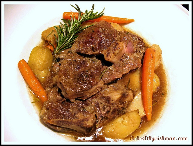 Irish Lamb Stew. | Delicious Irish Food | Pinterest