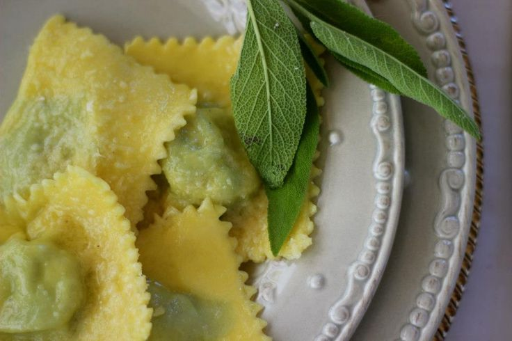 homemade raviolis - yumm! | Delectable Destinations Dishes | Pinterest