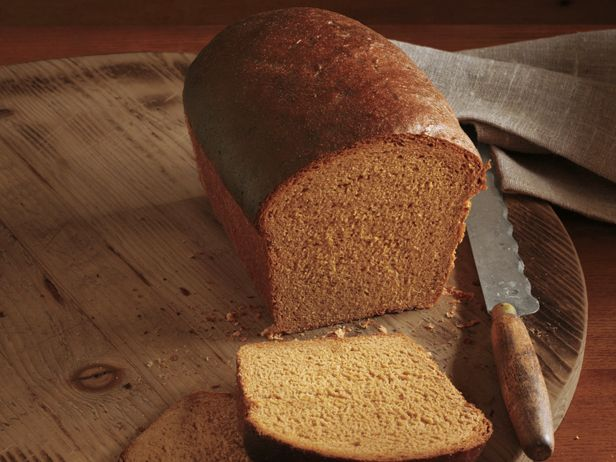 Anadama Bread from FoodNetwork.com This is a traditional New England ...