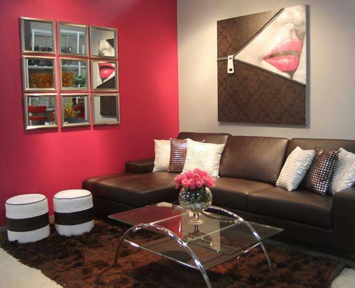 Pin by stephanie ruiz on decoraciones d salas pinterest for Adornos de decoracion para living