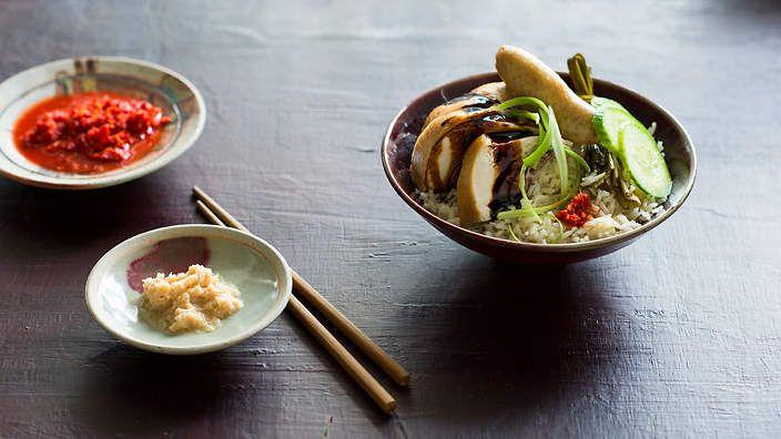 chicken rice recipes