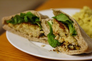 Laine's Recipe Box: Tuscan White Bean Burgers. I'm trying this ASAP