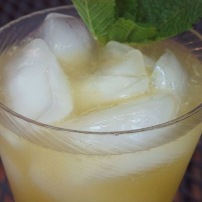 Orange Basil Rum Punch | Cocktails | Pinterest