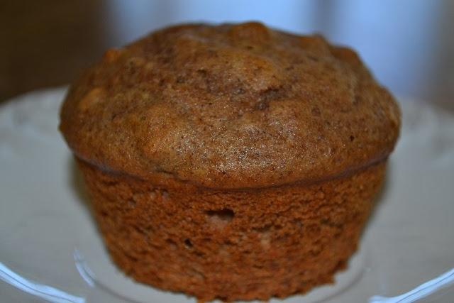 whole wheat apple oatmeal muffins | Muffins & Donuts | Pinterest