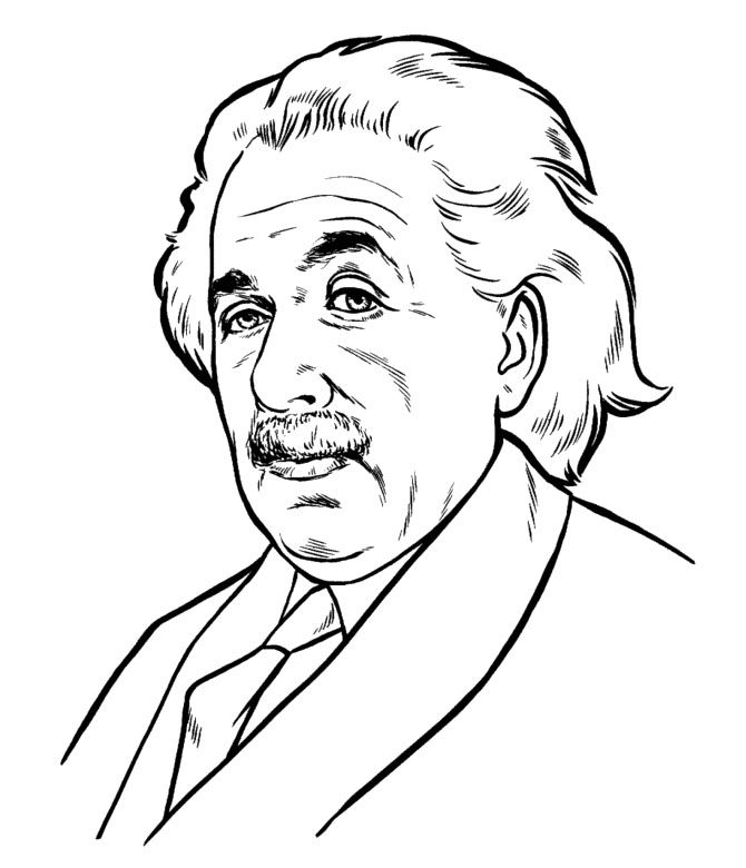 But There Is Another Reason For The High By Albert Albert Einstein Coloring Pages
