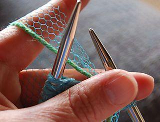 Knitted Dish Scrubbie Pattern Tutorial