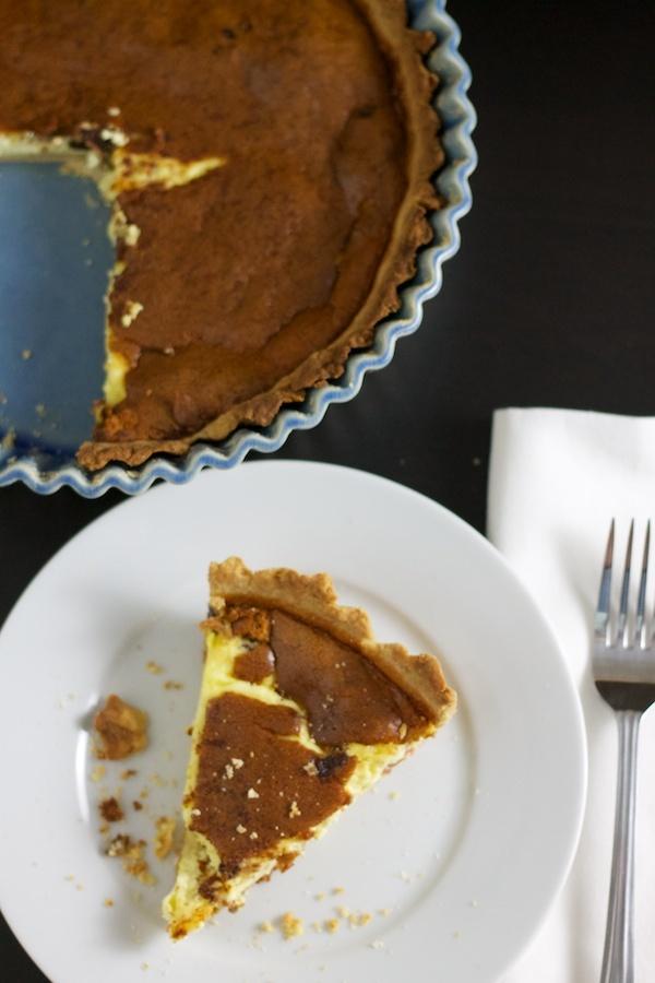 Quiche Lorraine (& and easy recipe for DIY creme fraiche!)