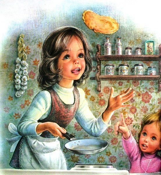 martine fait la cuisine marcel marlier