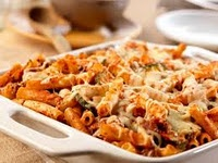 Cheese Mostaccioli Bolognese Recipe