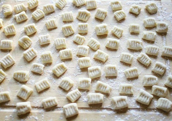 homemade gnocchi recipe | Food | Pinterest