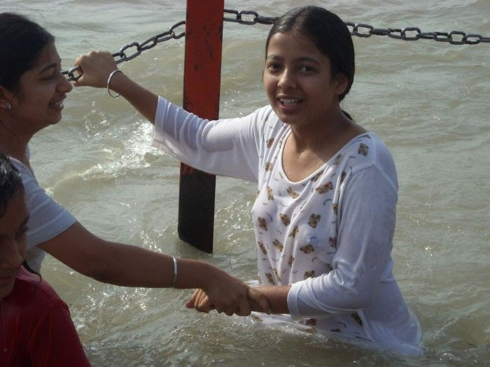 Bhabi bathing in River   Real Life Xposers   Pinterest ...