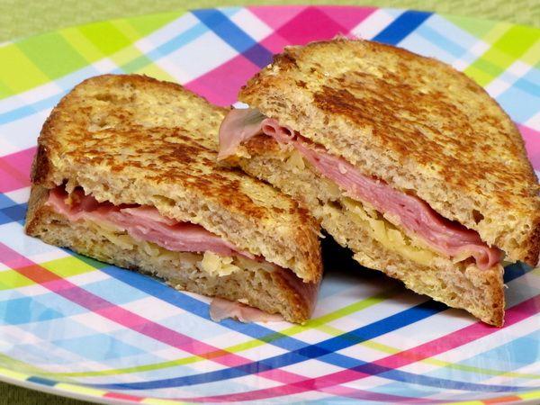 Monte Cristo Sandwich | Wraps & Sandwiches | Pinterest