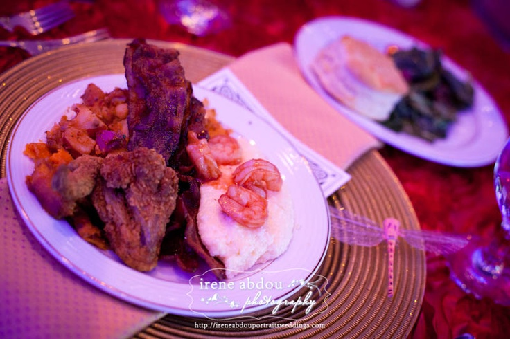 chicken amp waffles shrimp amp grits bacon # idobrunch2012
