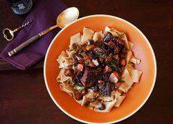 Beef short rib bourguignon | Recipes, To try | Pinterest