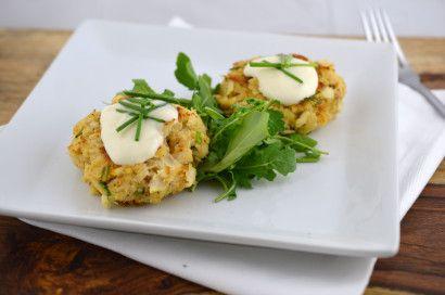 Crab Cakes with Lemon Aioli | Tasty Kitchen: A Happy Recipe Community!