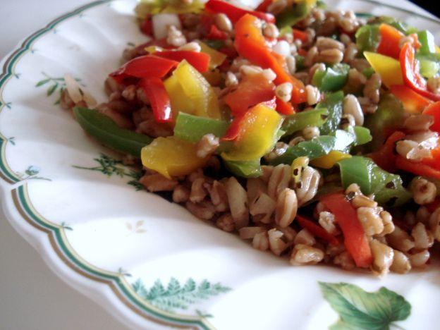 farro salad | Food and drink | Pinterest