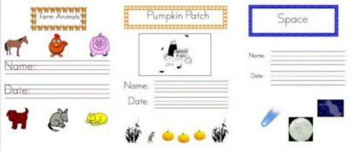 We LOVE this handwriting software and use it to create fun worksheets for the children.