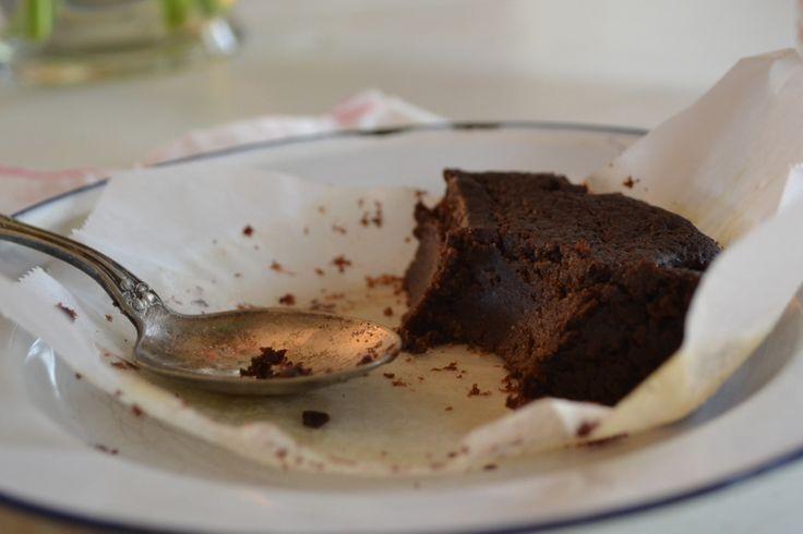 Chocolate Buckwheat Cake | PCOS | Pinterest