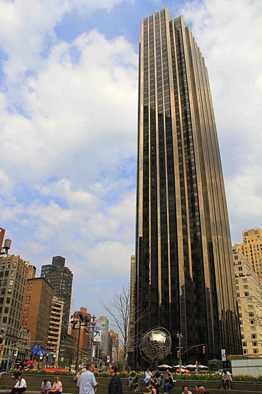 Trump Tower New York Pinterest