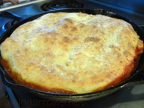 Italian pot pie from raisingarrows | cool stuff | Pinterest