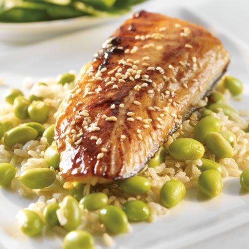 Miso-glazed Cod | Summer Dinner Ideas | Pinterest