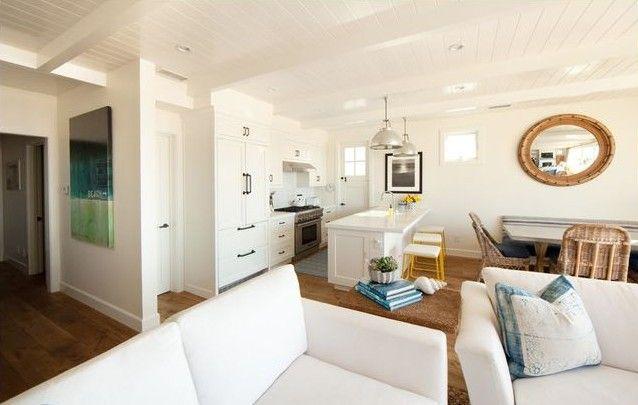 Newport Beach House Family Room Our Beach Dream House Pinterest