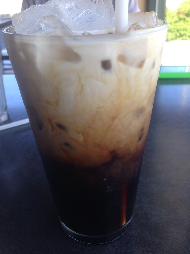 Thai Iced Coffee | My Style | Pinterest