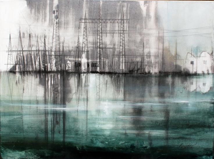 """Power Land"" by Loretta Petraitis"