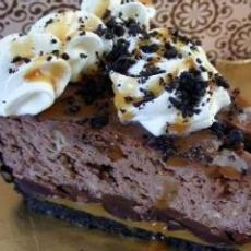 Chocolate Turtle Cheesecake I | Recipes to try this week | Pinterest