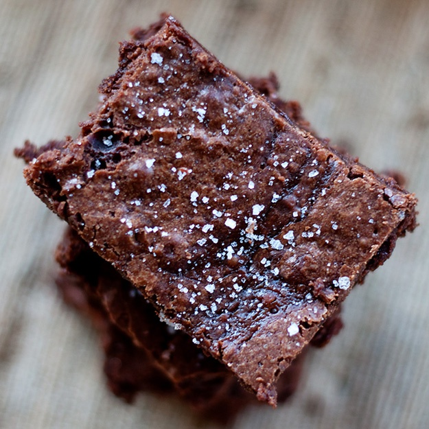 Sweet and Salty Brownie – The Fudgiest Brownie I've Ever Eaten ...