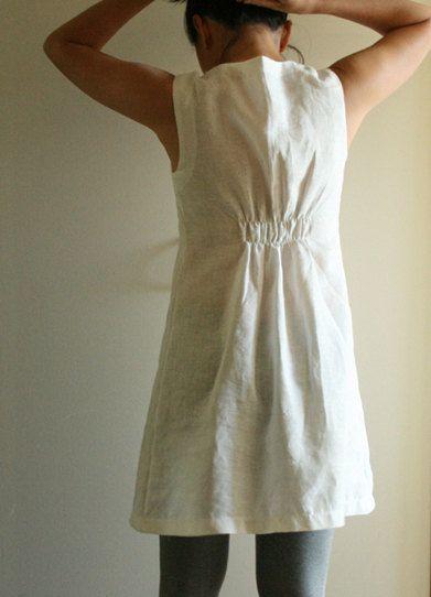 woffle linen dress s linen clothing