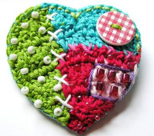 UK Crochet Patterns | We seriously heart crochet and love